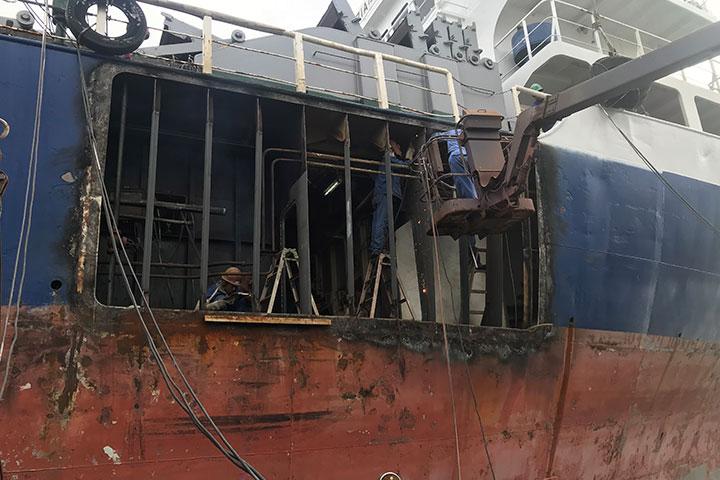 船舶修理工